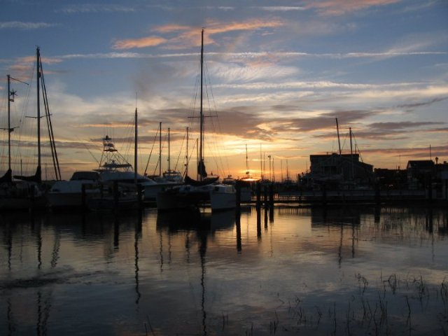 Beautiful Beaufort-by-the-Sea, North Carolina